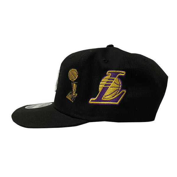 New Era 9FIFTY City of Champions Snapback - Black