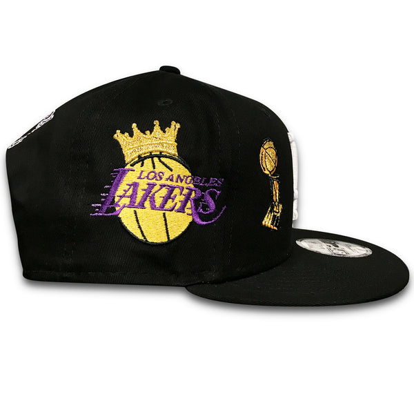 New Era 9FIFTY La La Land Champion Snapback - Black