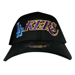 New Era 9TWENTY Laker Blue Cap