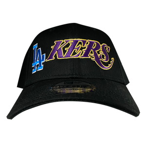 New Era 9FORTY Laker Blue Cap