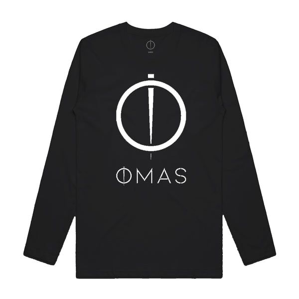 OMAS Music Long Sleeve - Black