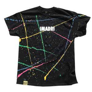 IMADRI - CELEBRATION TEE - BLACK
