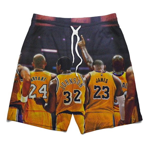Showtime All Over Shorts