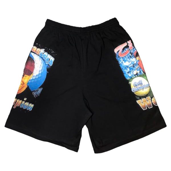SHAUN KNOW - TIGER WOODS RAP SHORTS