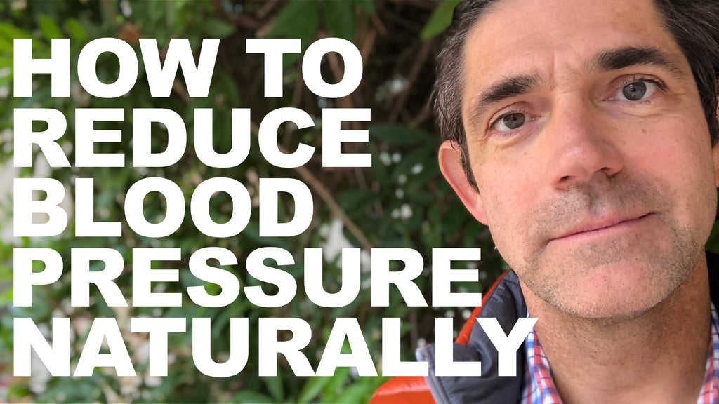 How to Reduce Blood Pressure Naturally