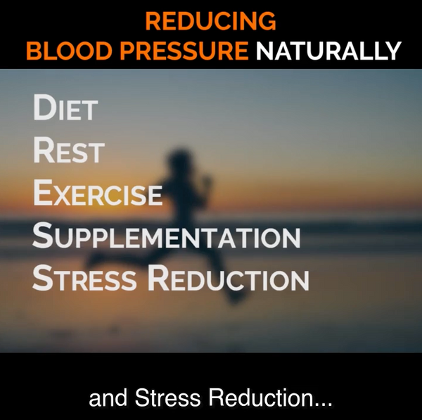 DRESS Protocol to Lower Blood Pressure