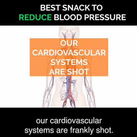 Our Cardiovascular Systems are Shot....