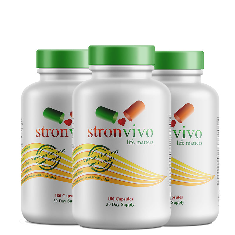 Stronvivo for Healthy Blood Pressure