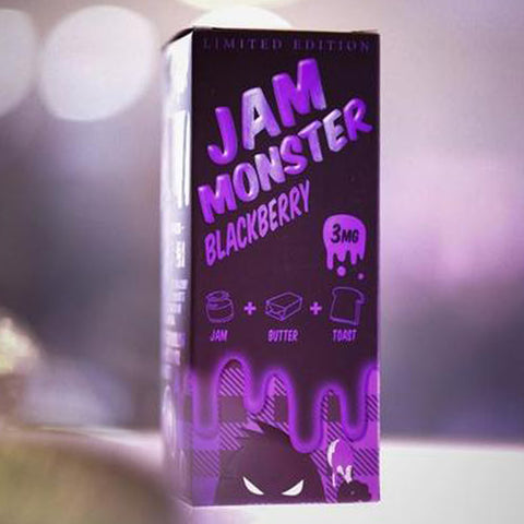 Blackberry Jam Monster