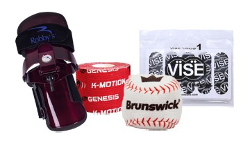 Shop all Bowling Accessories from the top brands. From Kinesiology and Skin Protection Tape to Grip Products and Wrist Supports, we carry it all.