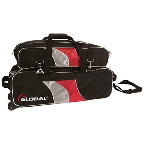 900 Global Deluxe Airline <br>3 Ball Tote Roller