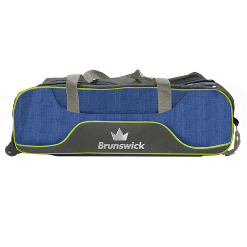 Brunswick Crown Deluxe <br>3 Ball Tote Roller