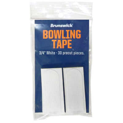 Brunswick Bowling Tape <br>Textured Insert Tape <br>White