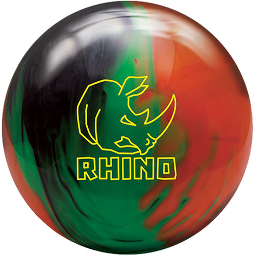 Brunswick Rhino <br>Black / Green / Orange