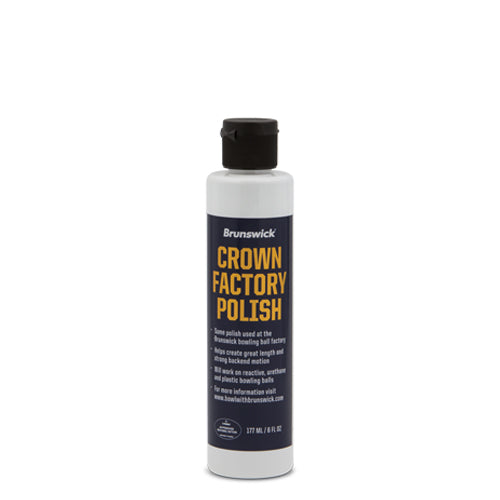 Brunswick Crown <br>Factory Polish <br>6 oz - 32 oz