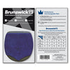 Brunswick Performance Heel <br>(H-7) Blue Leather