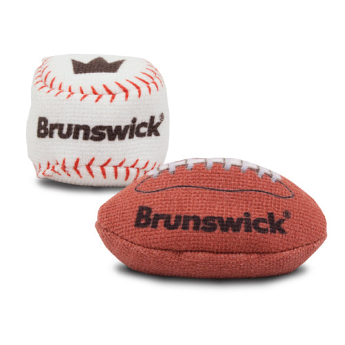 Brunswick <br>Microfiber Grip Ball <br>Baseball or Football