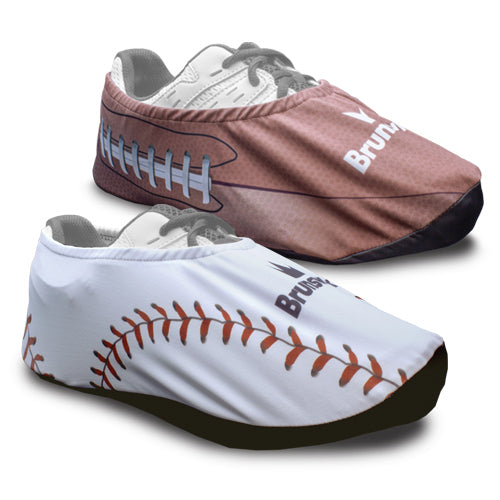 Brunswick Sport <br>Themed Shoe Covers