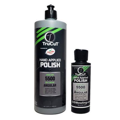 CtD TruCut<br>Hand Applied Polish<br>4 oz with Pad - 32 oz