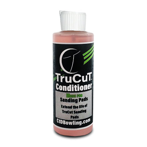 CtD TruCut Conditioner <br>Abrasive Pad Conditioner <br>4 oz - 8 oz