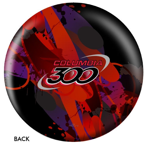 On The Ball <br>Columbia 300 Logo Ball