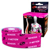 Genesis K-Motion™ <br>Copper Kinesiology Tape <br>4 ct, 20 ct or Un-cut Roll
