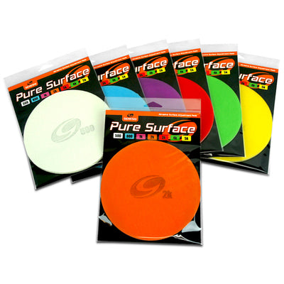 Genesis Pure Surface<br>Abrasive Pads<br>Assorted Grits