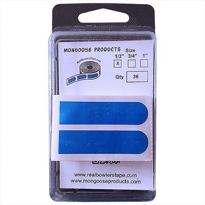 Mongoose Real Bowlers Tape<br>Smooth Insert Tape<br>Blue