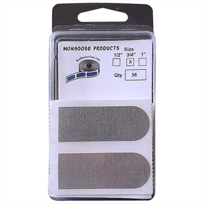 Mongoose Real Bowlers Tape <br>Textured Insert Tape <br>Silver