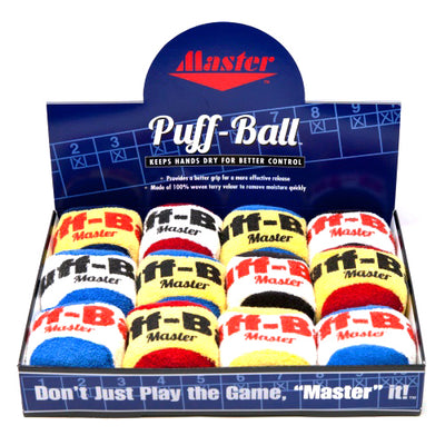 Master <br>Puff Ball <br>Assorted Colors