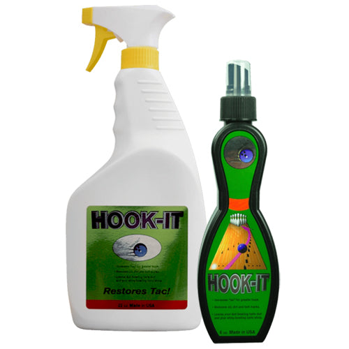 Neo-Tac Hook It <br>Ball Cleaner <br>6 oz - 32 oz
