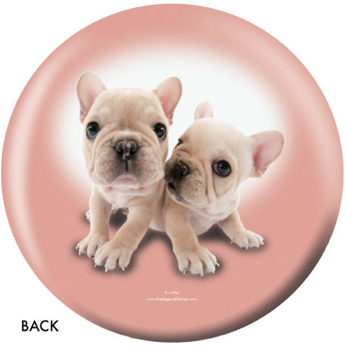 On The Ball<br>French Bulldog
