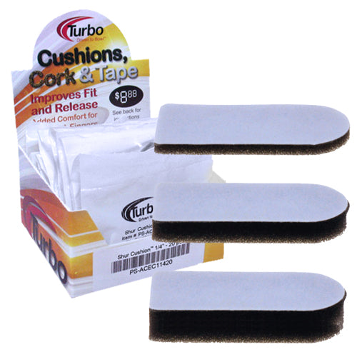 Turbo Shur Cushion <br>Insert Tape <br>2 ct or Case