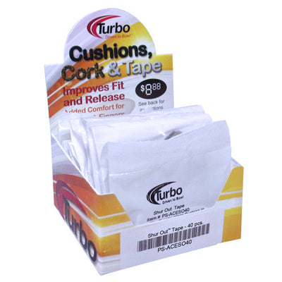 Turbo Shur Out<br>Insert Tape<br>2 ct or 40 ct Case