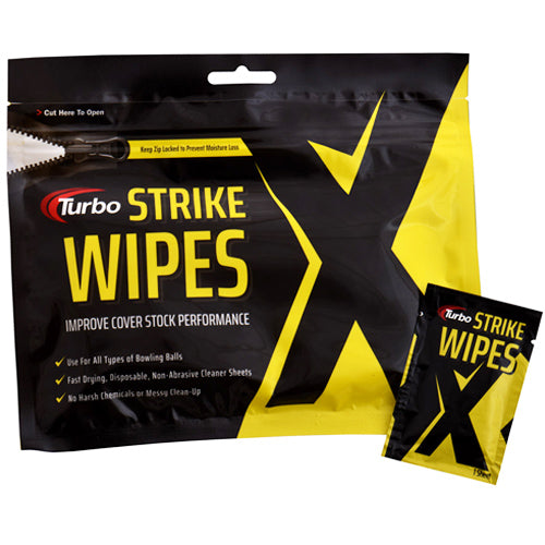 Turbo Strike Wipes<br>Ball Wipes<br>Assorted Sizes