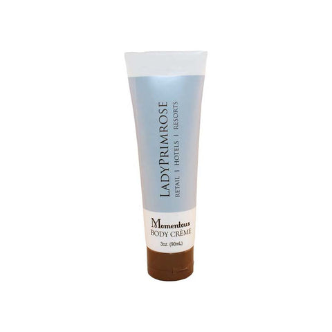 Momentous Body Creme Tube $54/case, $9/ea