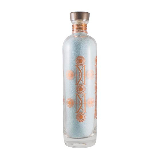 Momentous Bath Salts in Tall Glass Decanter $88/case $44/each