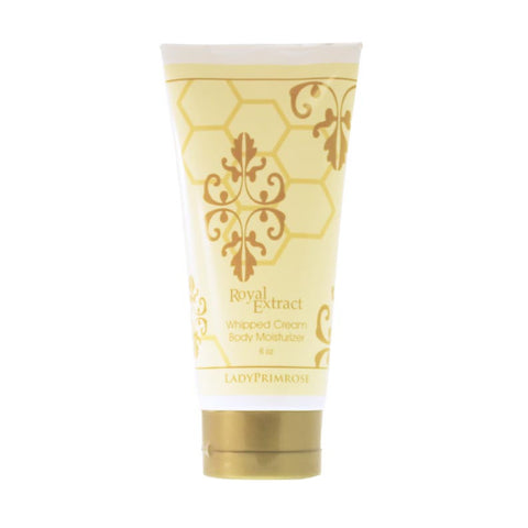 Royal Extract Whipped Cream Body Moisturizer Tube $72/case, $12/ea
