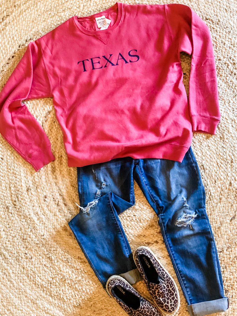 Texas Seaside Collection Sweatshirt