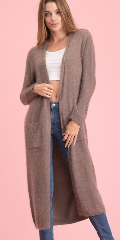 Comfy Couch Cardi