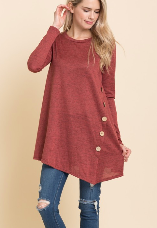 Button me up tunic