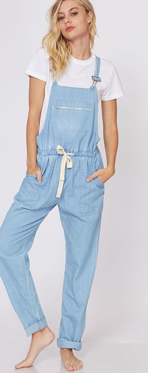 Denim Darlin' Overalls