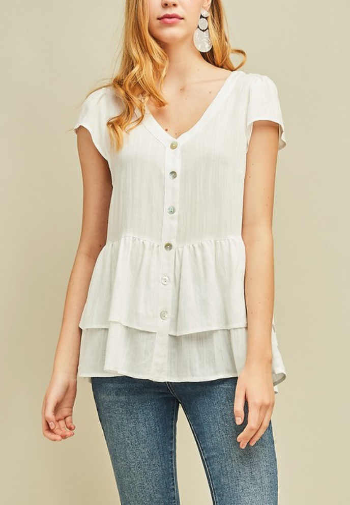 Tiered Tricia Top