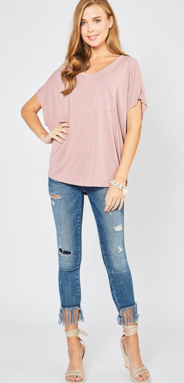 Parker Relaxed Tee
