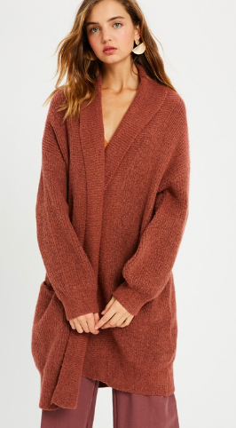 Cold Nights Cardigan