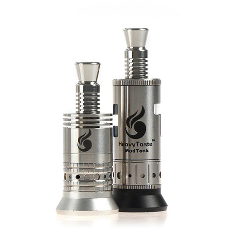 Ribbed & Flared Wide Bore Stainless Steel Drip Tip (SS019)
