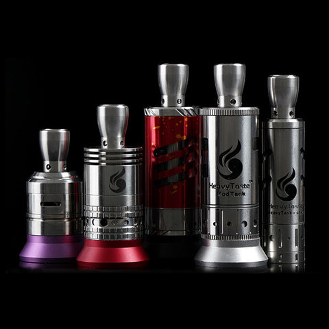 Drilled & Tapered Wide Bore Stainless Steel Drip Tip (SS018)