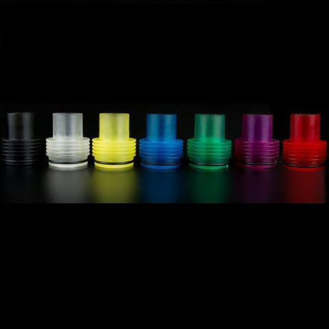 22mm Colourful Transparent RDA Top Caps (RDA023)