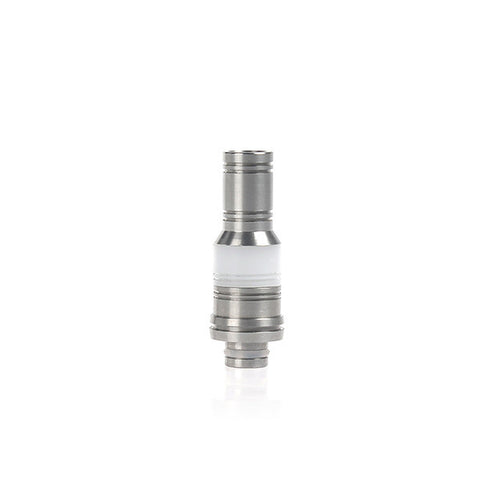 Detachable Stainless Steel & Delrin Wide Bore Drip Tip (SS023)