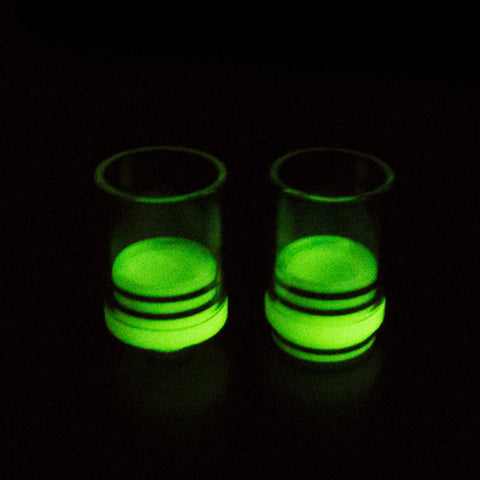 Super Wide Bore Glow In The Dark 510 Drip Tip Or 22mm RDA Top Cap (GLS013 & RDA019)
